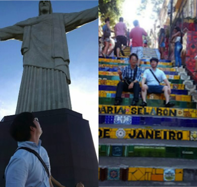 リオ・デジャネイロ観光