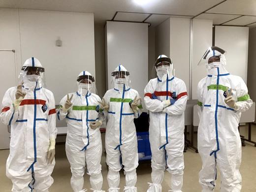 原子力災害医療研修