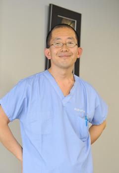 早川先生の写真