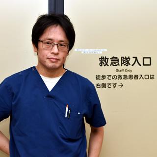 川原先生の写真