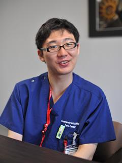 小竹先生の写真