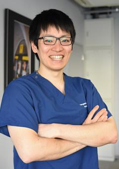 松本先生の写真