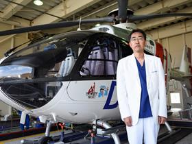 奈良先生の写真