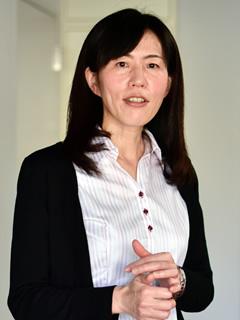 提嶋先生の写真