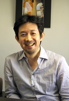 佐藤先生の写真