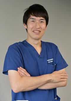 高橋先生の写真