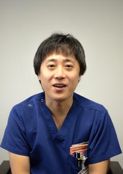 田中先生の写真