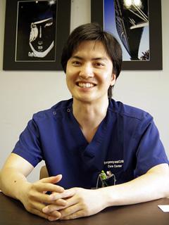 富永先生の写真