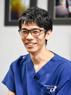 土田先生の写真