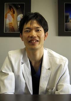 吉川先生の写真