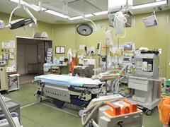 初期診療室の写真