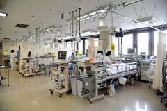 集中治療室の写真