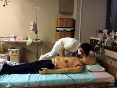 救急科病棟看護の写真