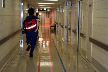 院内救急コールの対応
