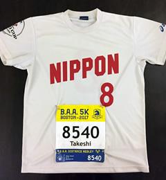 「NIPPON」のTシャツ